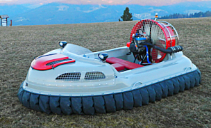 Twin Supreme Hovercraft