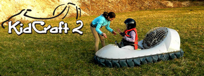 Hovercraft for kids